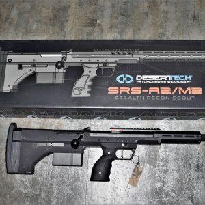 Silverback Airsoft SRS-A2 / M2 犢牛式手拉空氣狙擊槍 16吋 緊緻版 M-LOK魚骨 三色可選