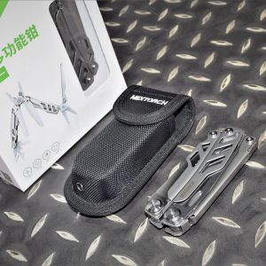 NEXTORCH 納拓 尖峰多功能工具鉗 16合1(刀刃鎖定外銷版) 含尼龍套 KT5020G