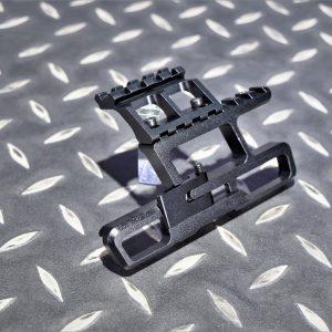 RS 風格 AK74 AKS74U 戰術魚骨鏡橋 側邊鏡橋 金屬 鏡架 短 JDT430