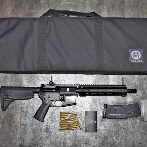 RARE ARMS AR-15 10.3吋 GBBER 拋殼式 單連發 全金屬 CO2槍