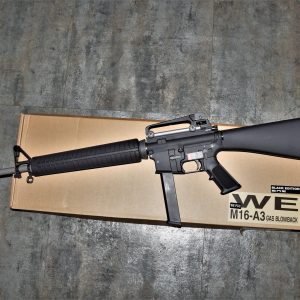 WE M16A3 PPC 9mm PCC 樣式 GBB 瓦斯槍 步槍 長槍