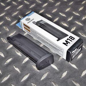 VFC SIG SAUER P320 M18 GBB 瓦斯彈匣 黑色 VFCA-M18BK