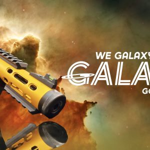 WE GLOCK GALAXY 魯格.22LR AAP01 GBB 瓦斯手槍 多色