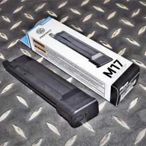 VFC SIG SAUER P320 M17 瓦斯彈匣 黑色 VFCA-M17-BK