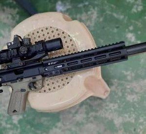 Action Army AAC AAP01 套件 MK8 魚骨 6.01mm GBL 精密管皮不含槍及瞄具