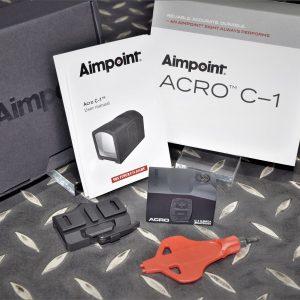 AIMPOINT ACRO C-1 內紅點 快瞄 B&T 增高魚骨 組合套裝