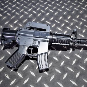 UHC SUPER MINI M16 AEG 小朋友電動槍 可連發 UHC-M16
