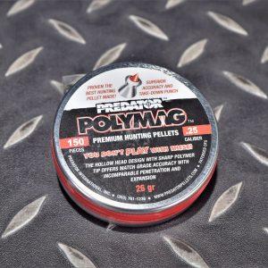 POLYMAG GTO 5.5mm .22 26gr 尖頭 喇叭彈 200入