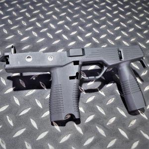 KWA KSC MP9 下槍身 #2 號原廠零件 黑色 TP9可用