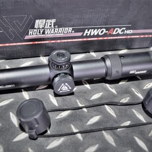 HOLY WARRIOR 悍武 HWO-ADC HD 1-5×24 短瞄 狙擊鏡 HW-ADC