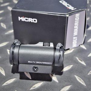HOLY WARRIOR 悍武 MICRO T2 內紅點 快瞄 低軌鏡座 紅膜 紅光 HW-T2