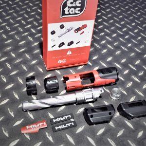 C&C TAC AAP01 HILTI風格 電動工具 電鑽 槍身套件 塑膠射出版 CCT0119