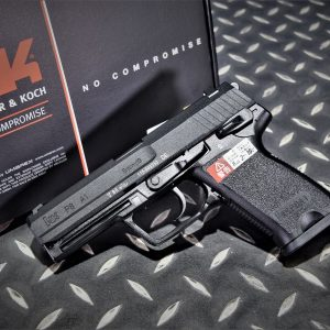 VFC UMAREX HK P8A1 授權刻字 金屬滑套 瓦斯手槍 VFC-P8A1