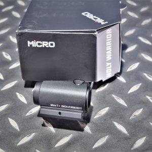 HOLY WARRIOR 悍武 MICRO T1 內紅點 快瞄 低軌鏡座 紅膜 紅光 HW-T1