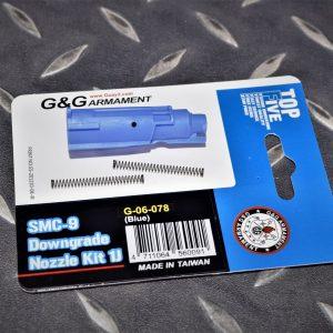 G&G 怪怪 SMC9 GBB 瓦斯槍 衝鋒槍 降速飛機組 1焦耳 G-06-078