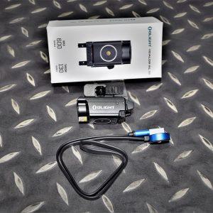 OLIGHT BALDR RL MINI 600流明 紅雷射 快拆 槍燈 手電筒 黑色 OL-46-R