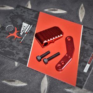 Action Army AAC AAP01 CNC 鋁合金 拇指停靠板 紅色 U01-008-3