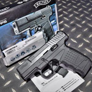UMAREX WALTHER 4.5mm PPS 回膛版 CO2 短槍 UM45CB04