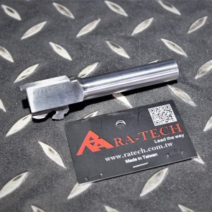 RA-TECH  CNC 不鏽鋼外管 for KJ G19 / G23