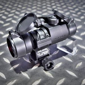 悍武 Comp M2 內紅點 快瞄 WILCOX 風格 快拆高軌鏡座 紅膜 紅光 套裝組 HW-M2-W