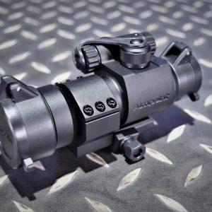 悍武 Comp M2 內紅點 快瞄 L型 直臂 快拆高軌鏡座 紅膜 紅光 套裝組 HW-M2-L