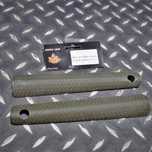 楓葉 MLC-S1 狙擊槍 專用 M-LOK 橡膠護木條 綠色 M-LOKR-OD