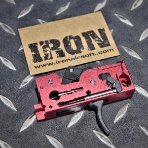 IRON CNC MARUI MWS 可調式 競技型扳機 鋼製火控總成 鋁製外殼 IRON-02
