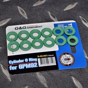 G&G 怪怪 GPM92 GBB 飛機座O環 12入 G-06-061
