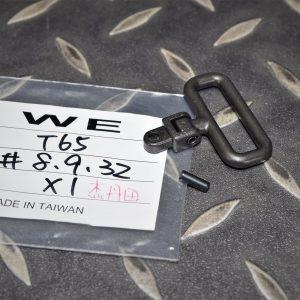 WE T65 GBB 槍背帶扣環 #8 #9 #32 號 原廠零件