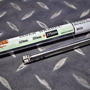 楓葉精密 電動槍 AEG 275mm 精密管 VFC HK416 A5 M-275mm