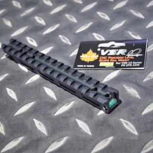 楓葉精密 Maple Leaf VSR10 DT-M40 狙擊槍用 戰術水平氣泡增高 軌道 鏡軌 綠色 M-VSR10-25G