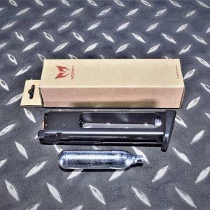 MODIFY PP2000 PP-2K 瓦斯槍 衝鋒槍 CO2 短彈匣 22發 MO-PP2K-CO2-02