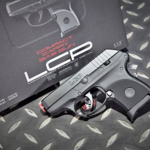 TOKYO MARUI 馬牌 Ruger LCP Compact Carry GBB 瓦斯槍 直壓槍 黑色 NO-01