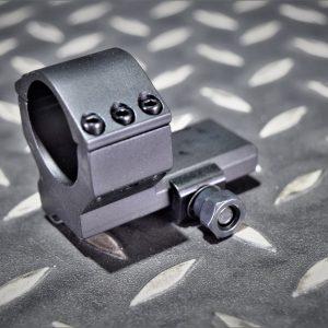 L型 寬軌 鏡橋 30mm M2 M3 黑色 WEX035L