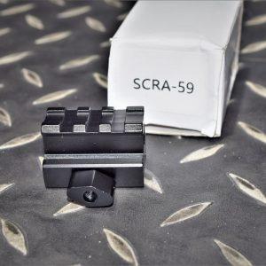 Vector Optics 維特 0.83吋 魚骨 增高座 鏡橋 鏡座 SCRA-59