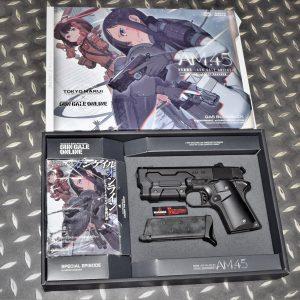 TOKYO MARUI AM.45 VRMMO GBB 瓦斯手槍 刀劍神域 GGO:神崎艾莎 期間生產 TM-AM45-GGOB