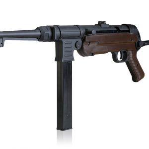 SRC MP40 SR-40 全自動 平裝版 CO2 鋼製沖壓槍身 衝鋒槍 德國二戰 SRC-SR40