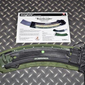 Maglula AR15 M4 5.56 .223 Range BenchLoader 30發 彈匣裝載器 填彈器 快速填彈 BL71B
