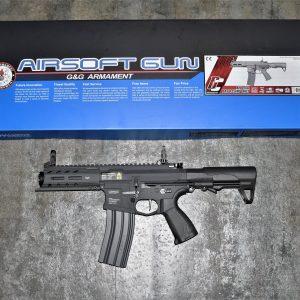 G&G 怪怪 M4 ARP 556 AEG 三發點放 電子板機 全金屬 電動槍 不含電池 灰色 G-ARP556-GY