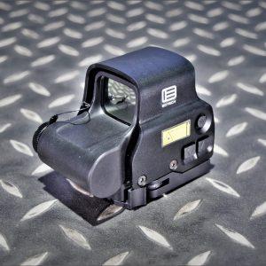 悍武 HWO Eotech 風格 EXPS3 內紅點 電視機快瞄 紅光 黑色 HW-EXPS3-BK