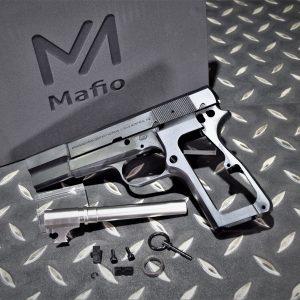 MAFIO For WE 白朗寧 HI-POWER MARK III MK3 全鋼製 全刻字 改裝套件 MAFIO-MK3
