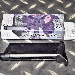 MARUI AM.45 VRMMO GBB 瓦斯手槍 彈匣 刀劍神域 GGO:神崎艾莎 期間生產 TMA-AM45-GGOB