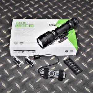 NEXTORCH 納拓 WL50 IR 860流明 手電筒 NEX-WL50