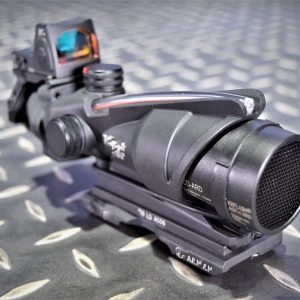 ARMS ACOG TA31 4X32 四倍 小海螺瞄準鏡 光纖 自動感光 紅光 附RMR內紅點 ARMS-TA31-RMR