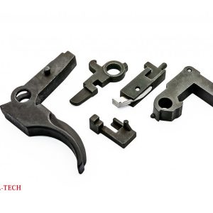 RA-TECH SCAR 鋼製板機總成 五件式 FOR WE SACR H GBB