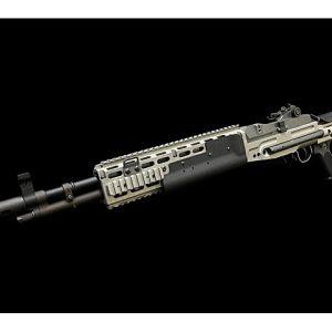 RA-TECH WE 全鋼製套件 M14 EBR MOD0 LV3 瓦斯槍 步槍 長槍 GBB 鈦色