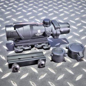 ARMS ACOG TA31 4X32 四倍 小海螺瞄準鏡 光纖 自動感光 紅光 ARMS-TA31