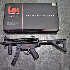 VFC HK MP5K PDW Gen2 瓦斯槍 衝鋒槍 VF2-LMP5KPDW-BK02