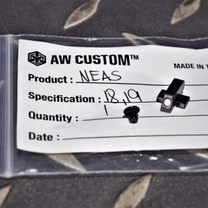 WE AW V12 NE1201 NE1202 #NEAS-18 19 號原廠零件 準星 AW-NEAS-1819