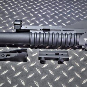 M203 金屬 下掛式 榴彈發射器 不含槍榴彈 長版 EC-MP046A